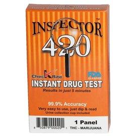 1 PANEL DRUG TEST