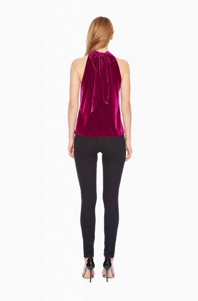 Parker Dallas Velvet Top