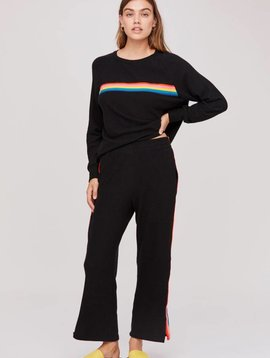 LNA Brushed Miller Pant Rainbow