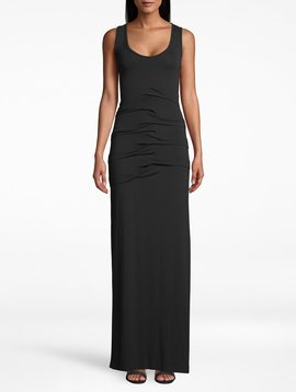 Nicole Miller Maxi Tidal Dress
