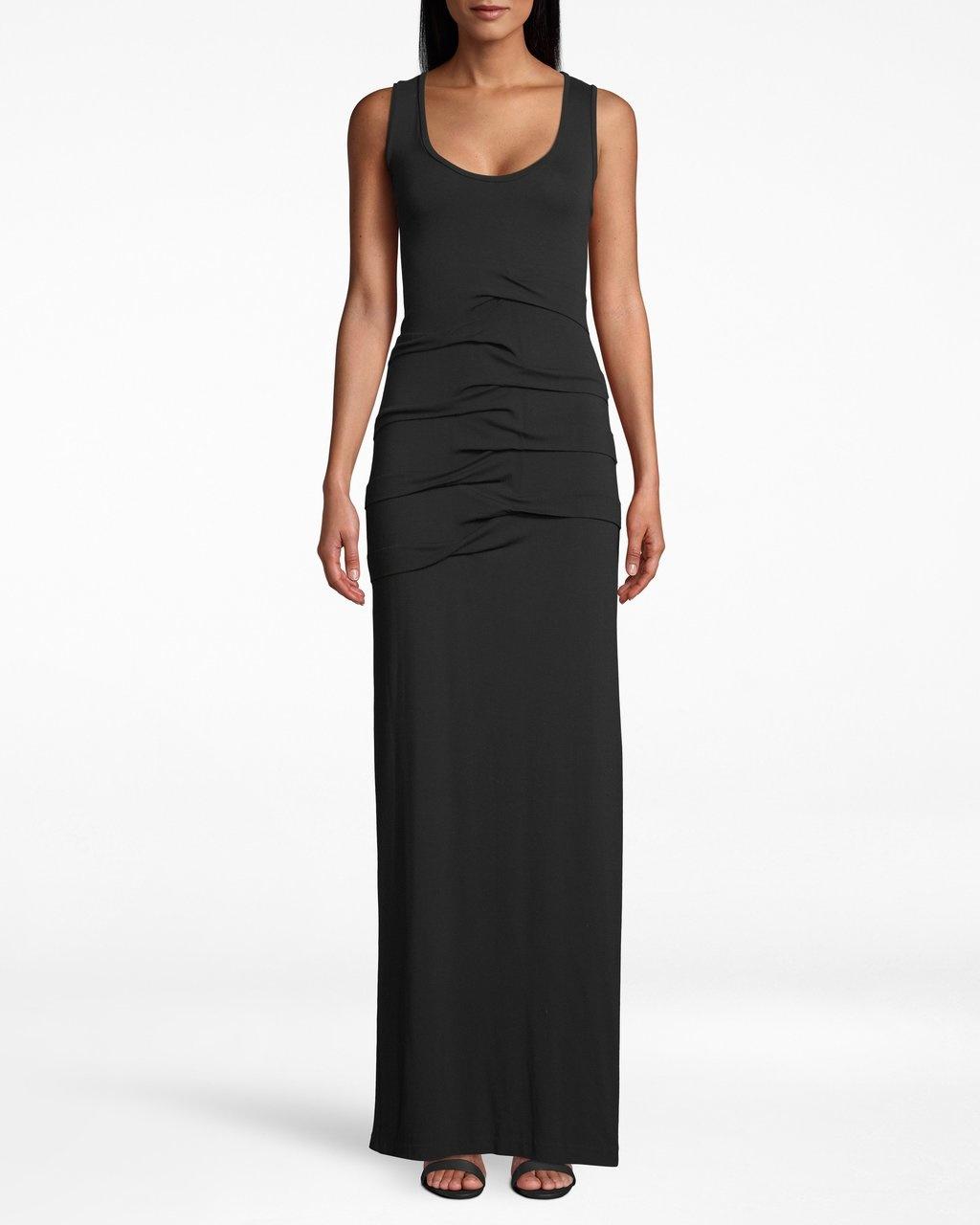 Nicole Miller Maxi Tidal Dress