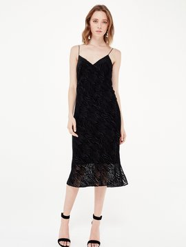 Cami NYC The Raven Burnout Dress