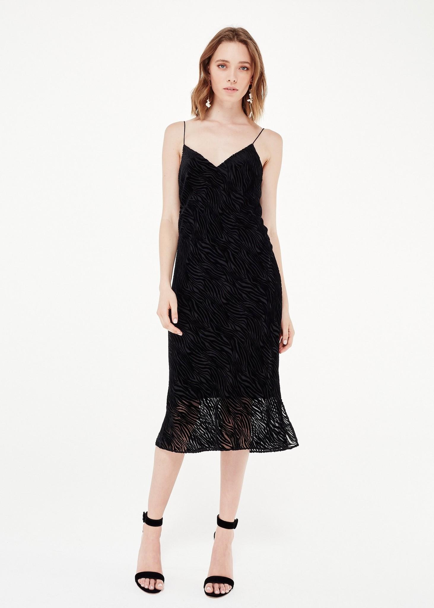 Cami NYC The Raven Burnout Dress