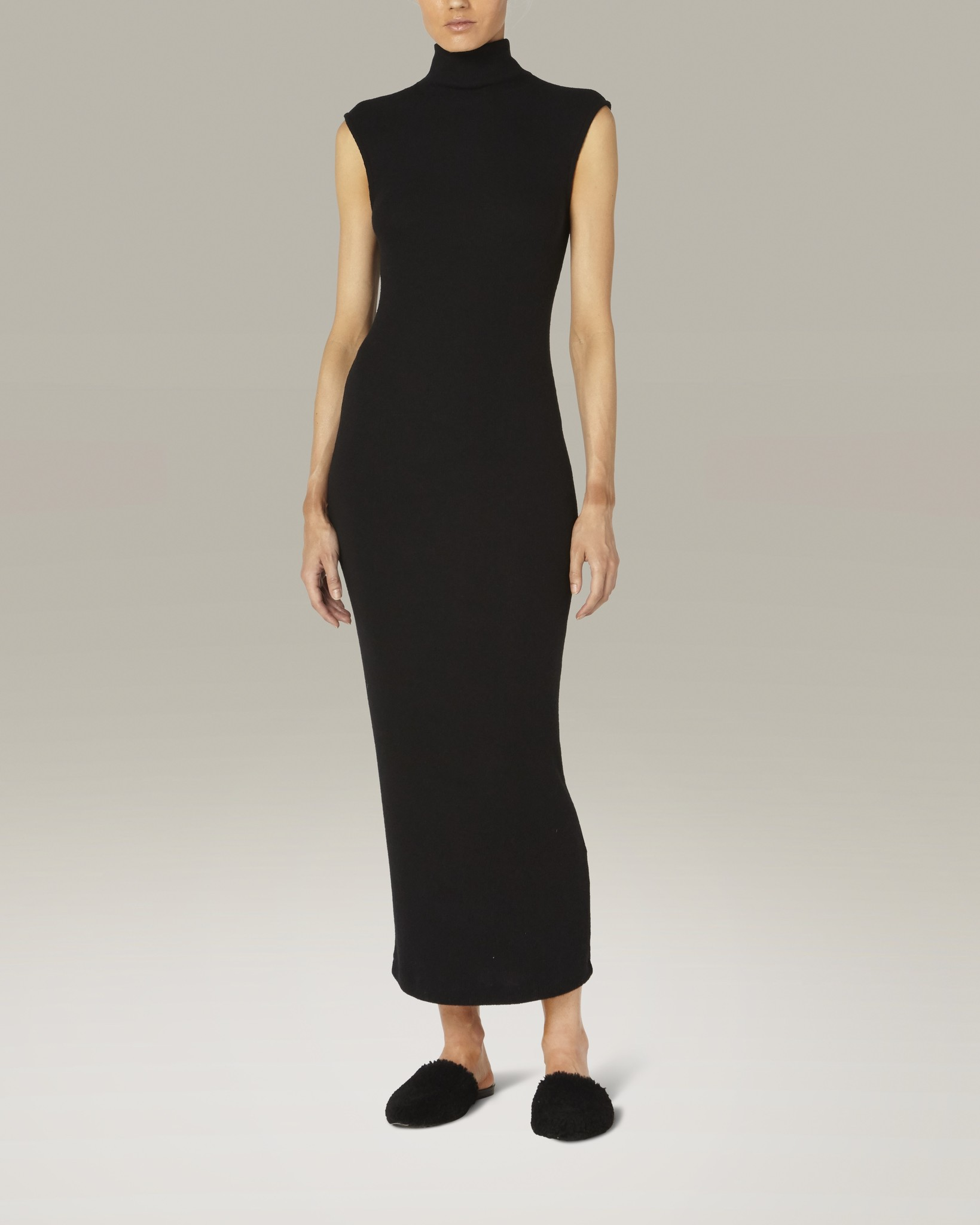 Enza Costa Turtleneck Dress
