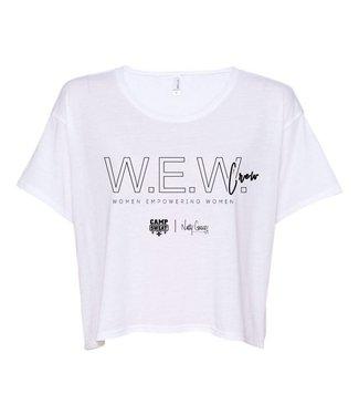 W.E.W. Crew T-Shirt - Women Empowering Women