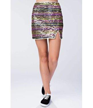 Shimmer & Shine Sequin Skirt