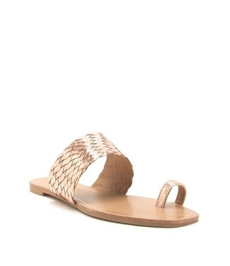 Gold Godess Sandals