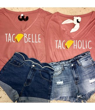 Natty Grace Original Taco Lovers Dream Tees
