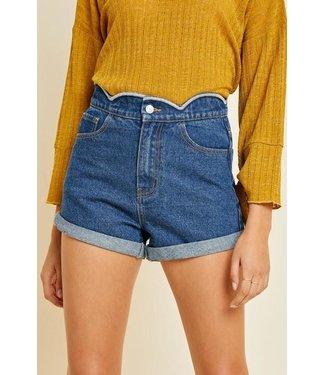 Caroline Denim Shorts
