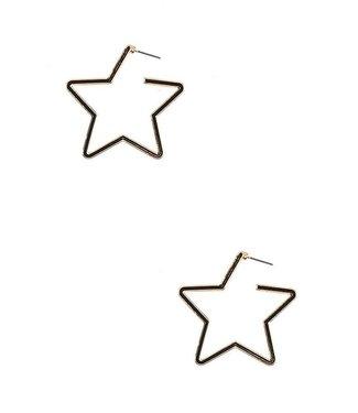 Stargazing Gold Earrings