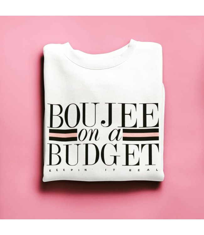 NG Original  Boujee on a Budget Tee