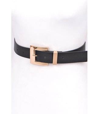 Sadie Square Buckle Belt