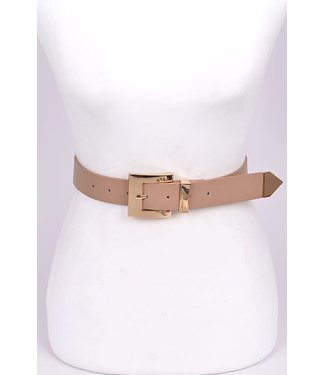 Sadie Square Buckle Belt