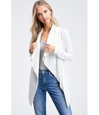 Natty Grace Maci Blazer Cardigan