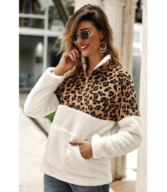 Natty Grace Jungle Fever Fleece Sherpa