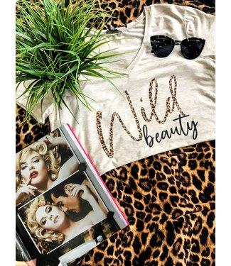 NG Original Wildly Beautiful Cheetah Print Tee