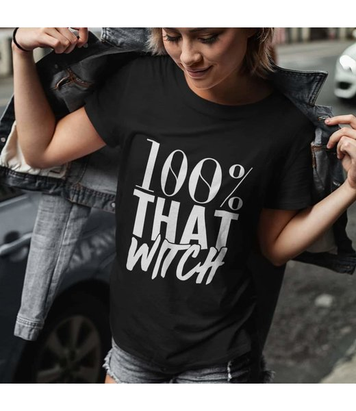 NG Original 100% That Witch Tee
