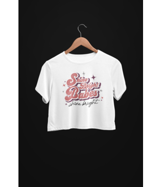 Natty Grace NG Orignal Shine Bright Babes Tee