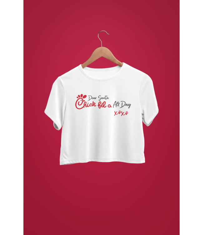 Natty Grace NG Original Chick Fil A All Day Tee