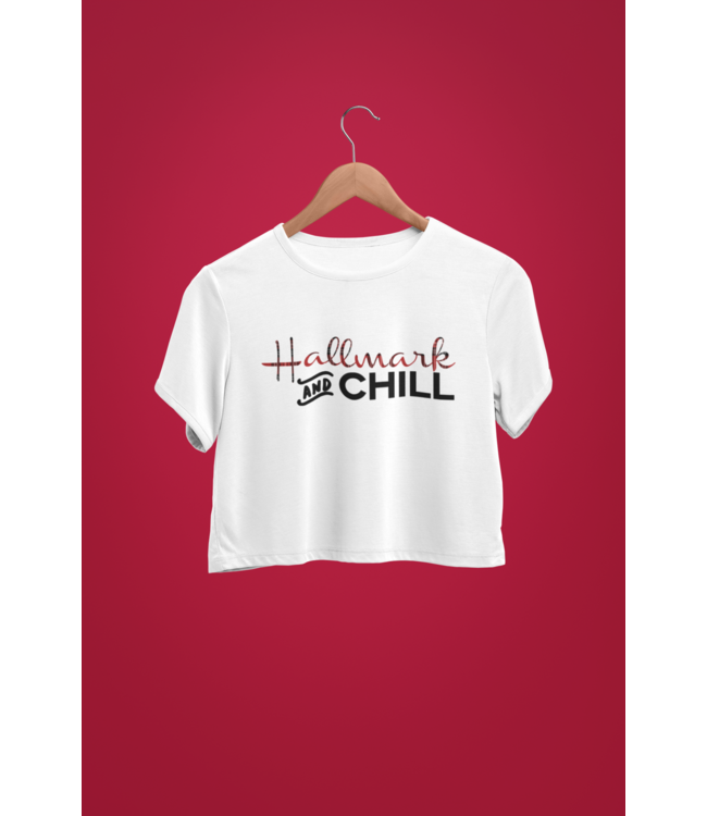Natty Grace NG Original Hallmark & Chill Tee