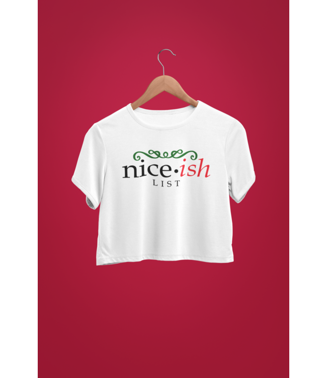 "Natty Grace NG Original Nice""ish"" List Tee"