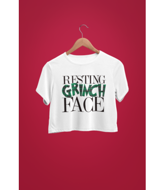 NG Original Resting Grinch Face Tee