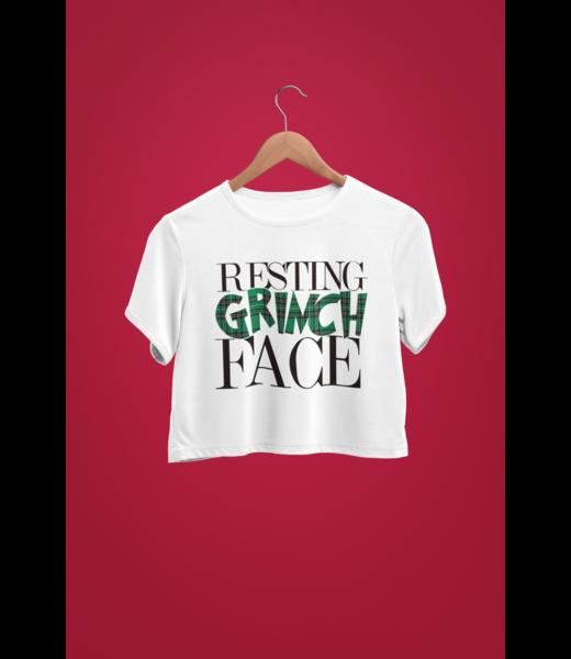 NG Original Resting Grinch Face Tee