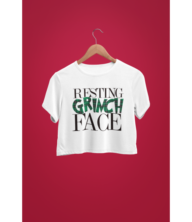 Natty Grace NG Original Resting Grinch Face Tee