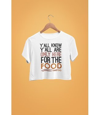 NG Original Here For Food #MeToo Tee