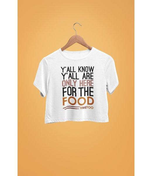 NG Original Here For Food #MeToo Tee