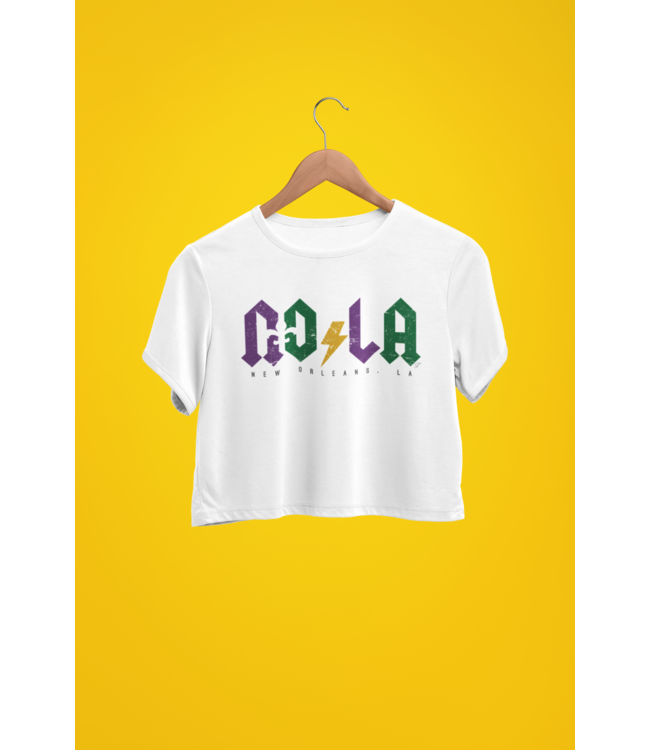 Natty Grace NG Original Mardi Gras Rocker Tee