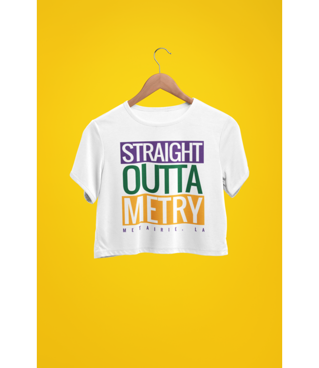 Natty Grace NG Original Straight Outta Metry Tee