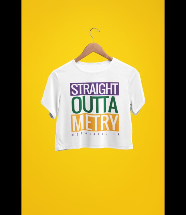 Natty Grace NG Original Straight Outta Metry Tee