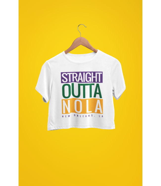 Natty Grace NG Original Straight Outta Nola Tee