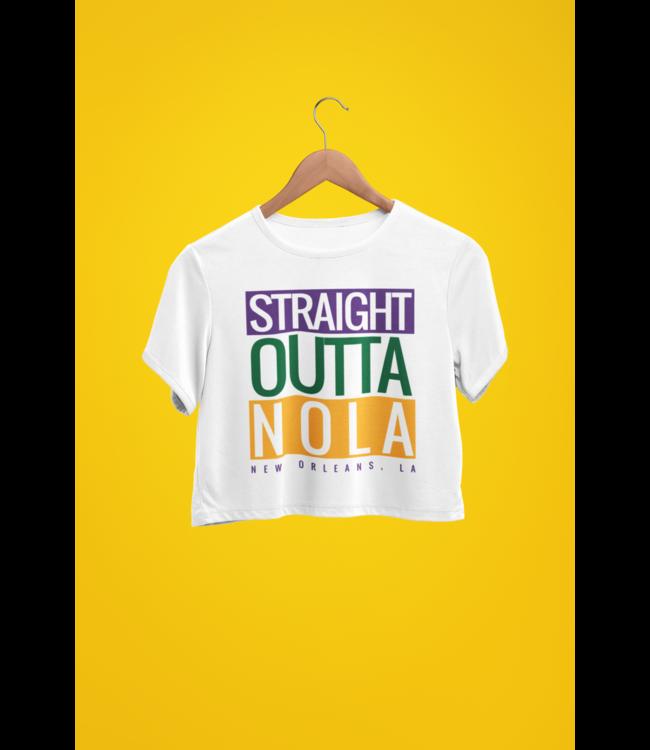 Natty Grace NG Original Straight Outta Nola Tee