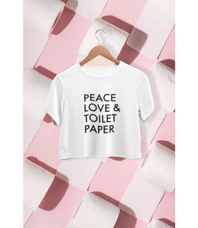 Natty Grace Original NG Original Peace, Love, and Toilet Paper