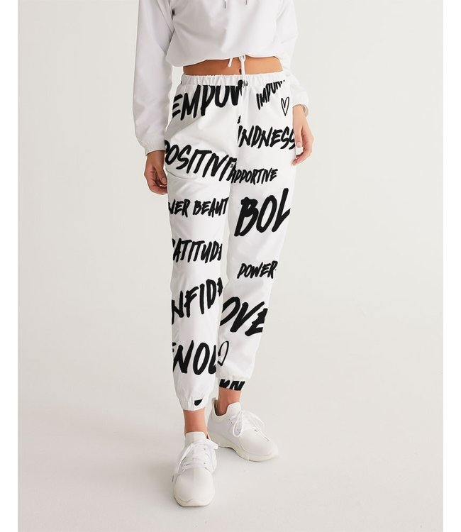 Natty Grace Original Positive Vibes Women's Track Pants