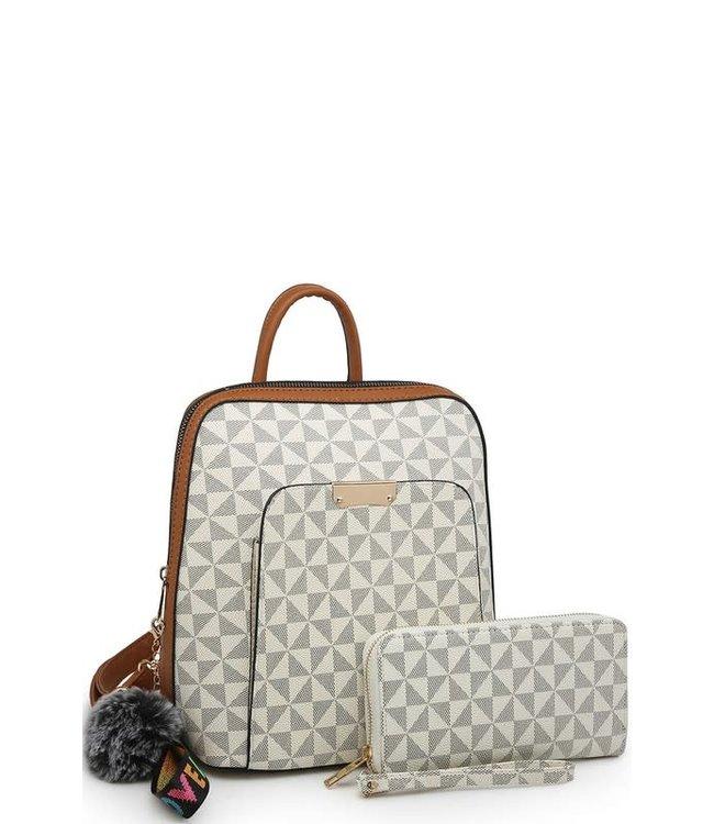 Natty Grace Take Me Away (2 in 1) Backpack