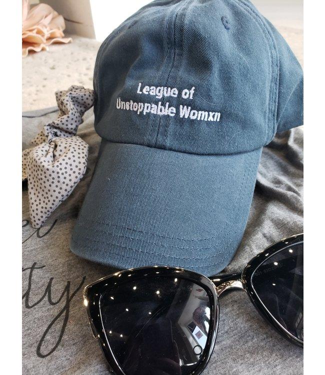 Natty Grace League Of Unstoppable Women Ball Cap