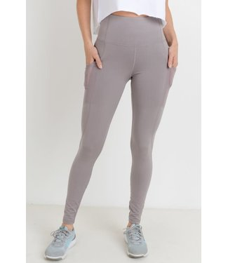 Natty Grace Amanda Natural Highwaist Pocket Legging