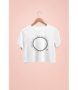 Natty Grace NG Original Live Outside The Circle Tee