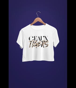 Natty Grace Original NG Original Geaux Tigers - Watercolor Tiger Tee - LSU