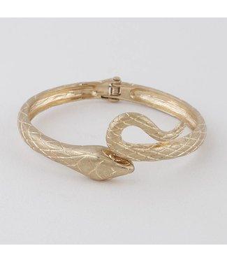 Natty Grace Serena Snake Wrap Bracelet