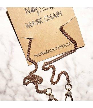 Natty Grace Mask Holder Chain (Thick)