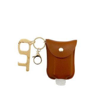 Natty Grace Hand Sanitizing & Touchless Door Opener Set