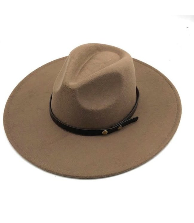 Natty Grace Keep It Cool Wide Brim Hat