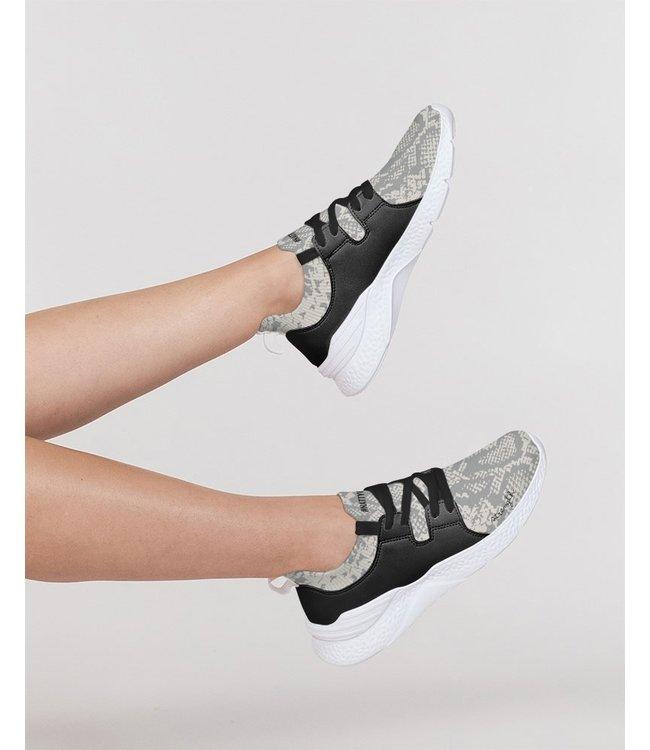Ng Original NG Original #NattyGirl Snake Print Sneakers