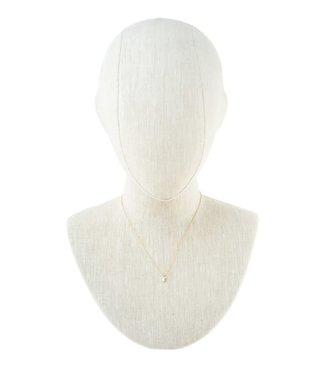 Natty Grace Pop and Lock It Padlock Pendant Necklace