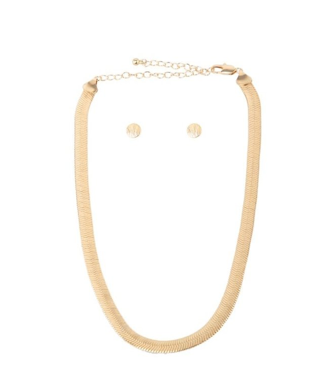 Natty Grace Simple Things Chain Necklace