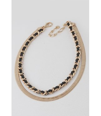 Natty Grace Chesley Chain Layer Necklace